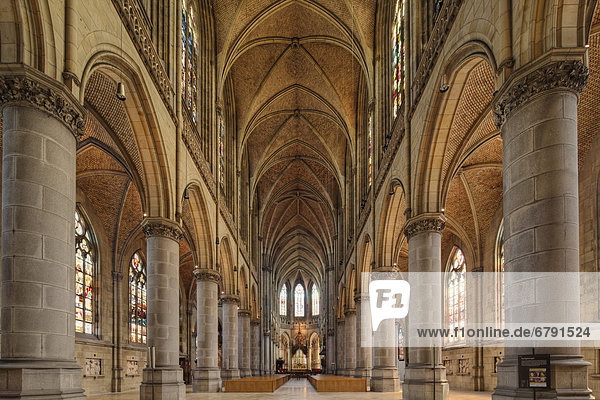 Europa Kathedrale Konzept einwandfrei Österreich Linz neu Oberösterreich