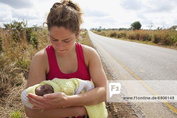 HIV  Human Immunodeficiency Virus  Mitleid  acquired immune deficiency syndrome  Aids  jung  Säuglingsalter  Säugling  Afrika  Mosambik