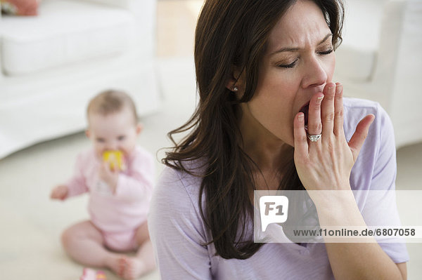 Hintergrund  Tochter  Baby