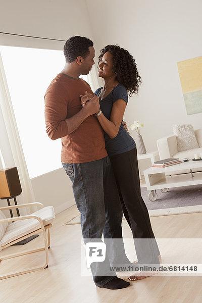 Interior zu Hause tanzen Mittelpunkt Erwachsener