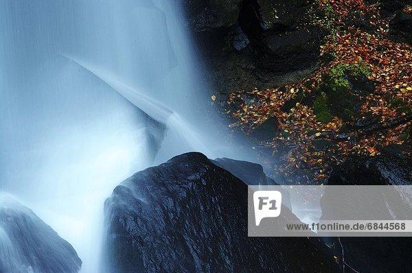 Fluss  Wasserfall  Japan