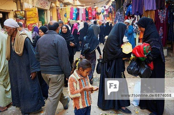 Ägypten  Luxor