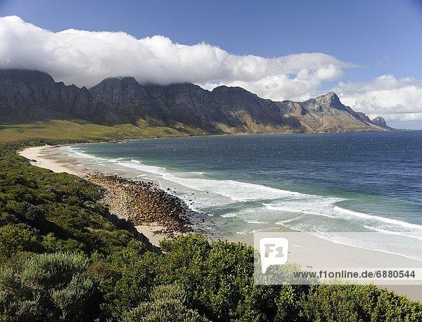 Südliches Afrika  Südafrika  Afrika  Gordon's Bay  The Garden Route