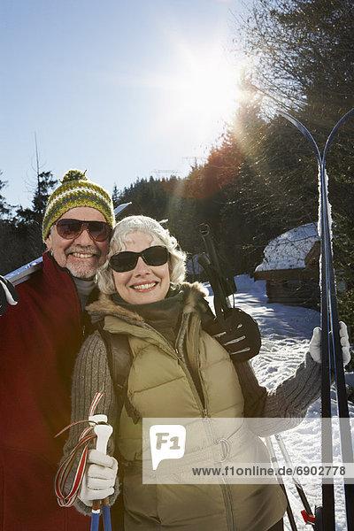 Portrait  Ski