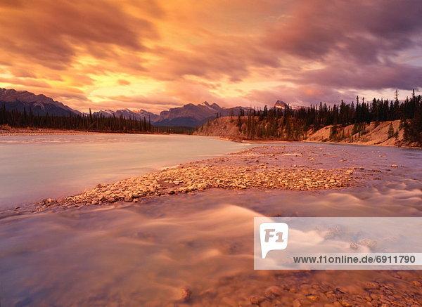 Kootenay Nationalpark  Alberta  Kanada