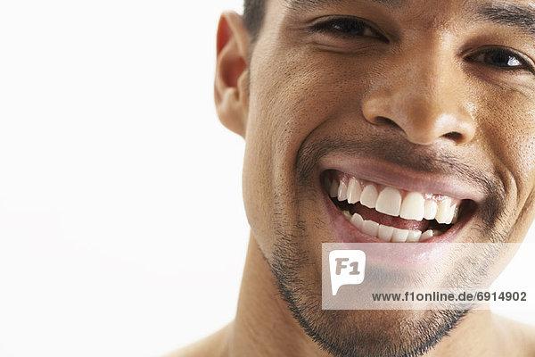 Lachen Mann