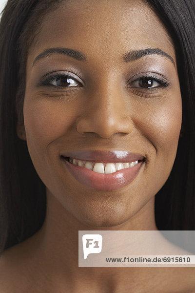 Portrait einer Frau