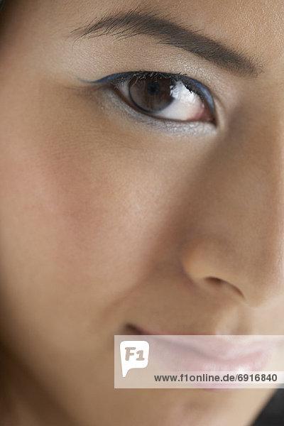 Close-up  close-ups  close up  close ups  Frau