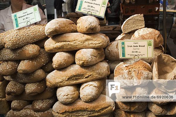 Brot  Borough Organic Market  London  England