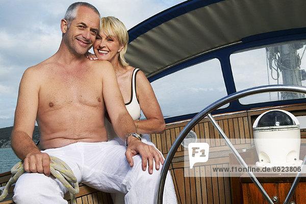 Portrait  Yacht