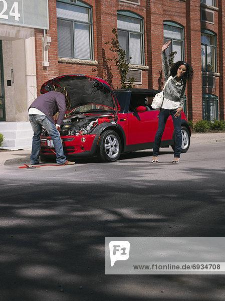 Auto Ärger