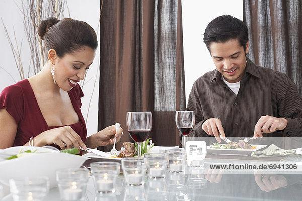 Abendessen essen essend isst