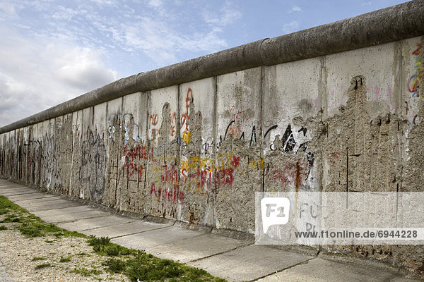 Berliner Mauer,  Berlin,  Deutschland