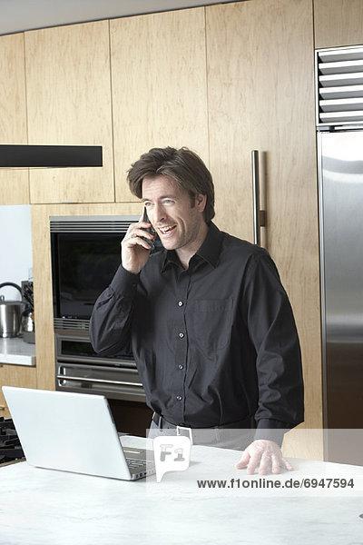 Handy Mann Notebook Küche