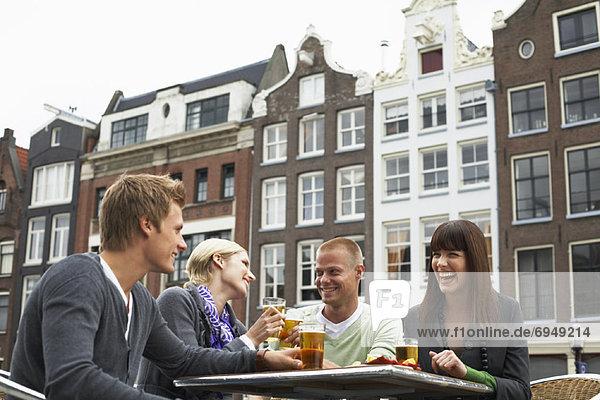 Amsterdam  Hauptstadt  Niederlande
