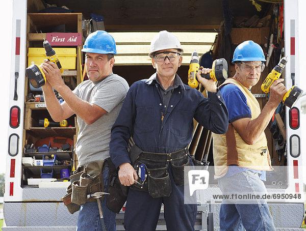 Portrait of Construction Crew