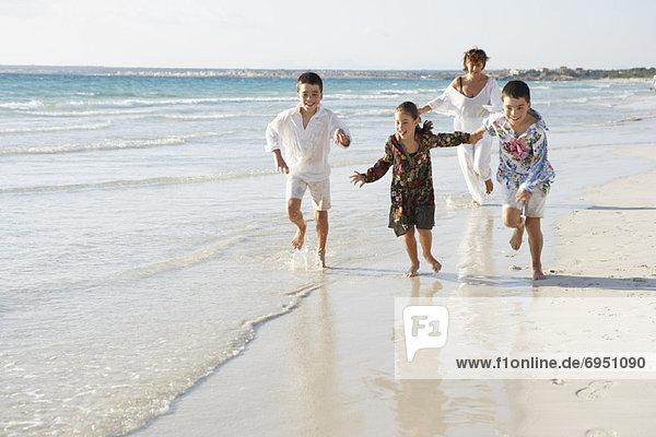 Strand  rennen