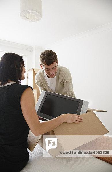 Eigentumswohnung neues Zuhause