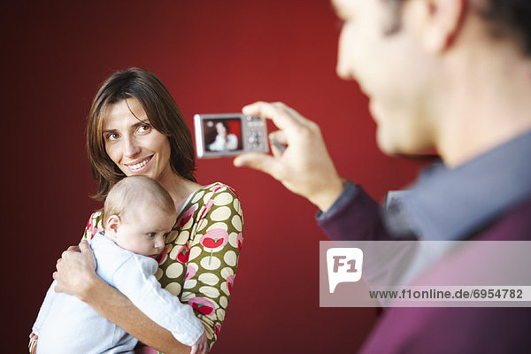 Pose  Fotografie  Mutter - Mensch  Baby