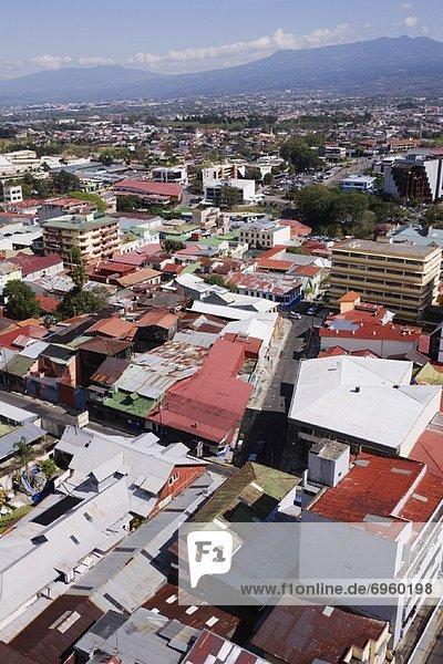 Stadtansicht  Stadtansichten  Costa Rica