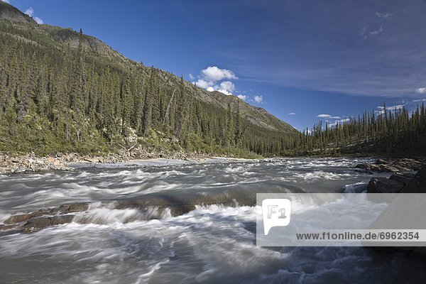Wildwasser  Kanada  Yukon