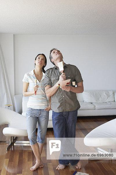 Pinsel Apartment Bürste Farbe Farben bemalen