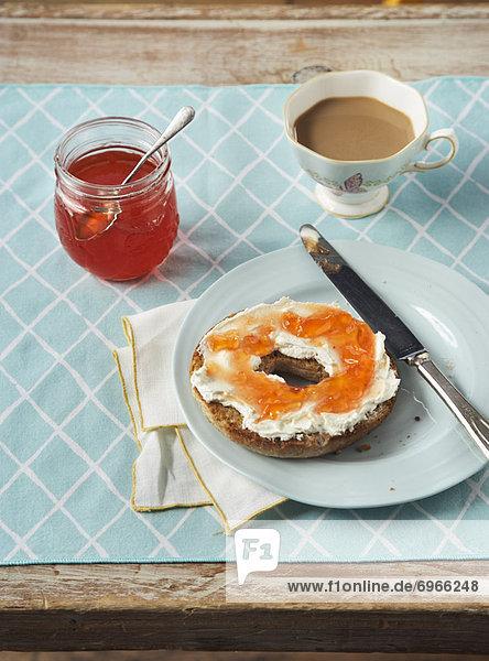 Tasse  Käse  rot  Marmelade  Peperoni  Bagel  Sahne  Götterspeise  Tee Tasse ,Käse ,rot ,Marmelade ,Peperoni ,Bagel ,Sahne ,Götterspeise ,Tee