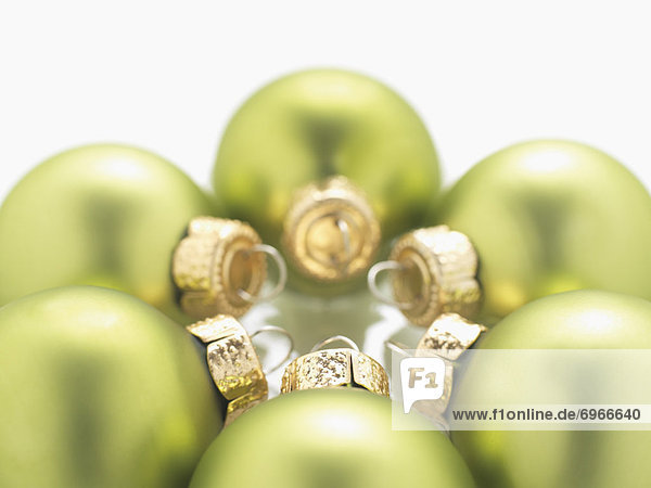 Weihnachten Dekoration klingeln