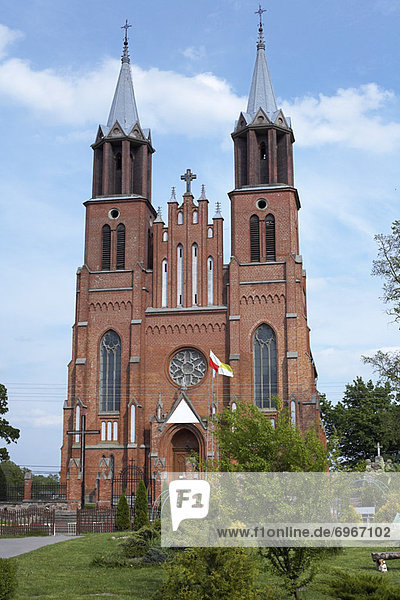 Catholic Church  Planka Kosieina  Poland