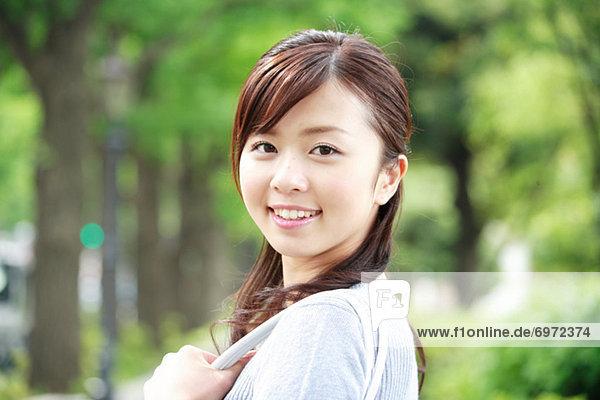 Frau  20-30 Jahre  20 bis 30 Jahre  Twen  japanisch