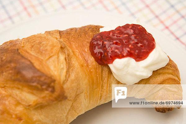 Croissant  Marmelade