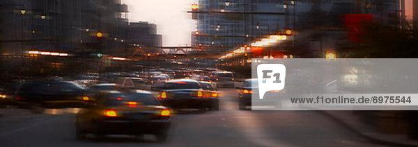 Vereinigte Staaten von Amerika  USA  Städtisches Motiv  Städtische Motive  Straßenszene  Straßenszene  Chicago
