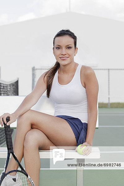 Portrait  Spiel  Tennis