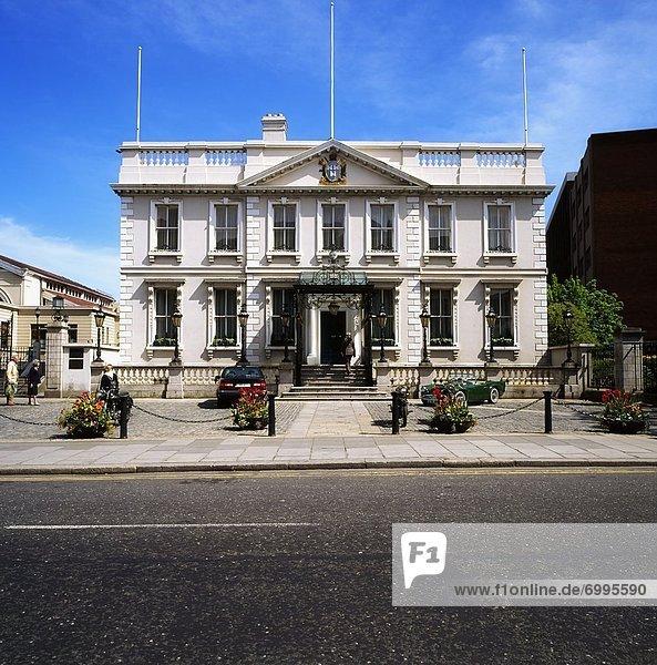 Dublin Hauptstadt Irland