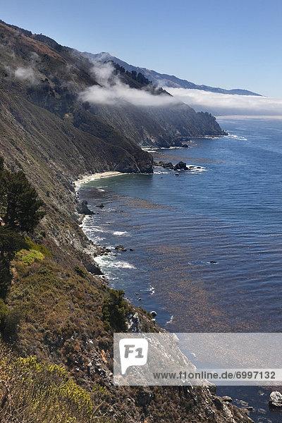 Vereinigte Staaten von Amerika  USA  Küste  Kalifornien