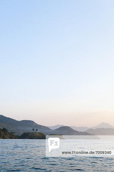 nahe  Landschaftlich schön  landschaftlich reizvoll  Berg  Ansicht  Brasilien