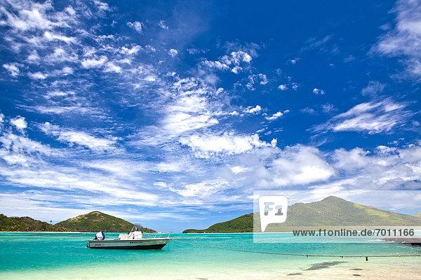 Tropisch  Tropen  subtropisch  Strand  Idylle