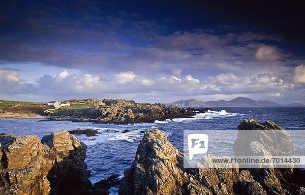 County Donegal Irland