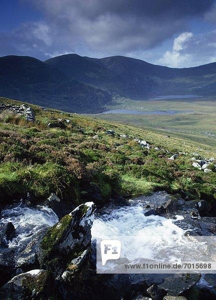 Co Kerry  Conor Pass  Mount Brandon
