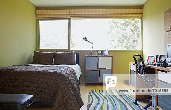 Jugendlicher  modern  Schlafzimmer