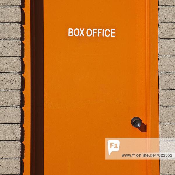 Tür  Büro