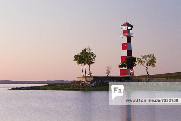 Strand  Leuchtturm