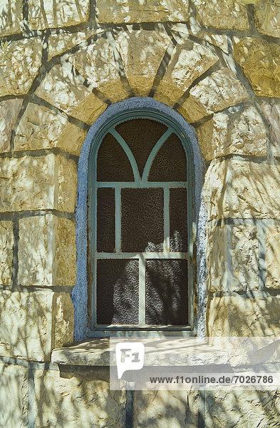 Stein Fenster Brücke