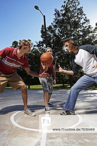 Mensch  Menschen  Basketball  3  spielen Mensch ,Menschen ,Basketball ,3 ,spielen