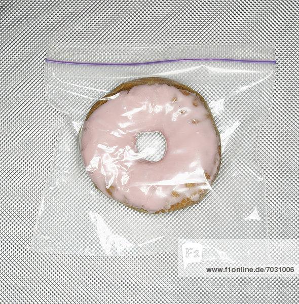 Tasche  Kunststoff  Donut