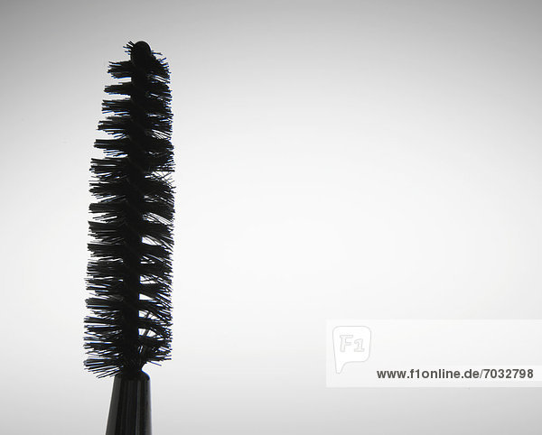 Close-Up of Single Mascara Brush