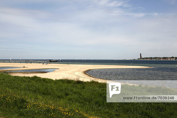 Europa Ostsee Baltisches Meer Deutschland Kiel Schleswig-Holstein