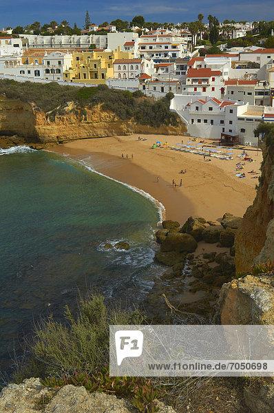 Europa Algarve Carvoeiro Portugal