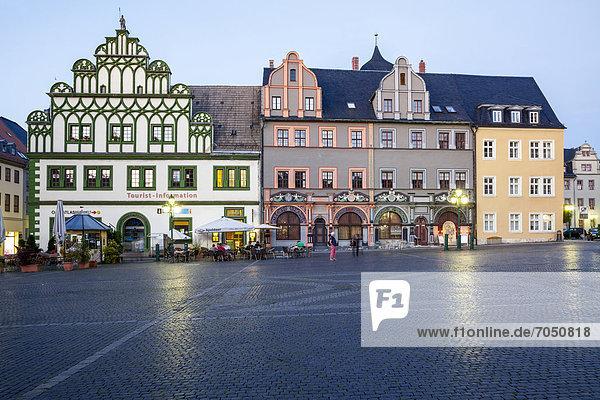 Europa Deutschland Thüringen Weimar