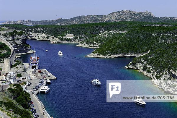 Frankreich Europa Korsika